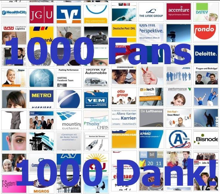 1000 Fans - 1000 Dank!
