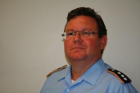 Frank Kurenbach vom Bundeswehr Karriere-Team
