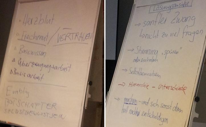 HR Barcamp - Session Internes Marketing