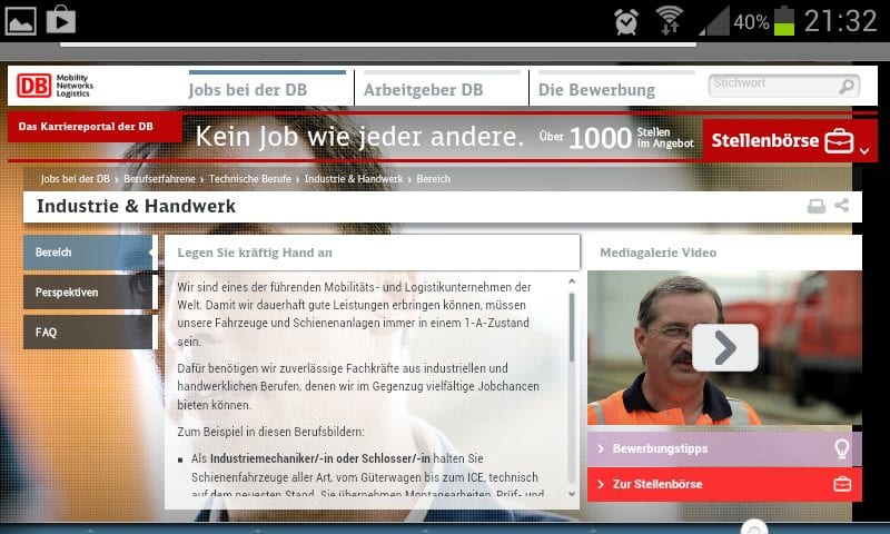 Personalmarketing: Das Karriere-Website-Desaster der Bahn in 24 Schritten