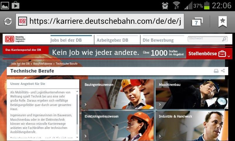 Personalmarketing: Das Karriere-Website-Desaster der Bahn in 24 Schritten: welches Schweinderl hättens denn gern