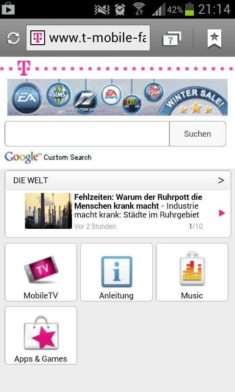 Personalmarketing: Das Karriere-Website-Desaster der Bahn in 24 Schritten: Wir öffnen den Browser
