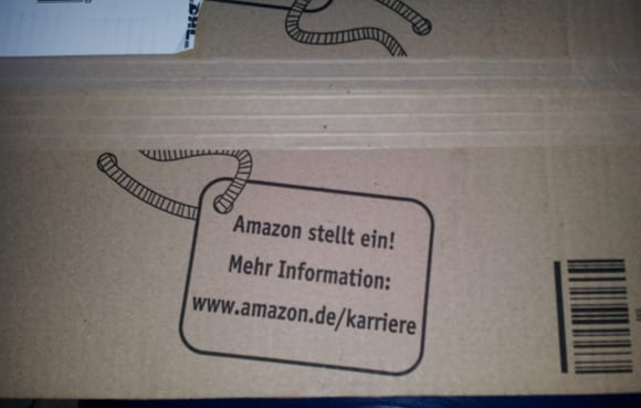 Personalmarketing mit Amazon-Paketen