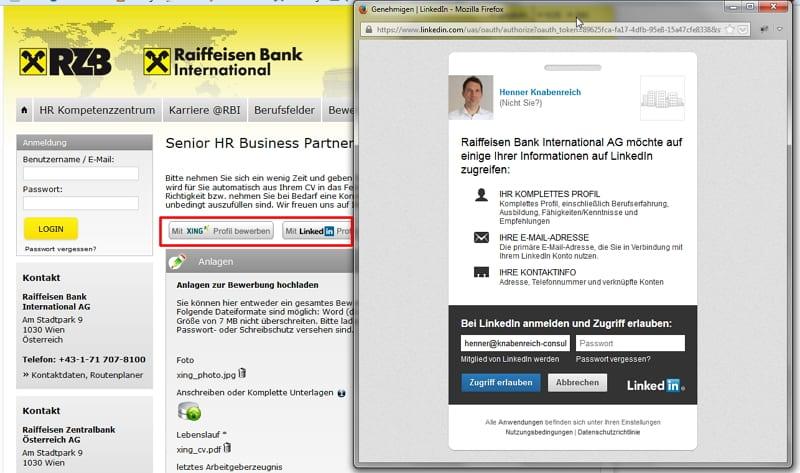 Bewerbermanagement-Systeme: Mit Cv-Parsing Und One-Klick-Bewerbung