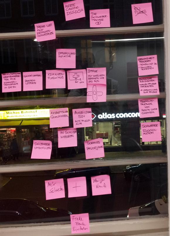 Das total verrückte HR-Taxi - Ergebnisse einer frechmutigen Session