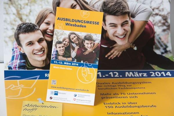IHK Ausbildungsmesse Wiesbaden