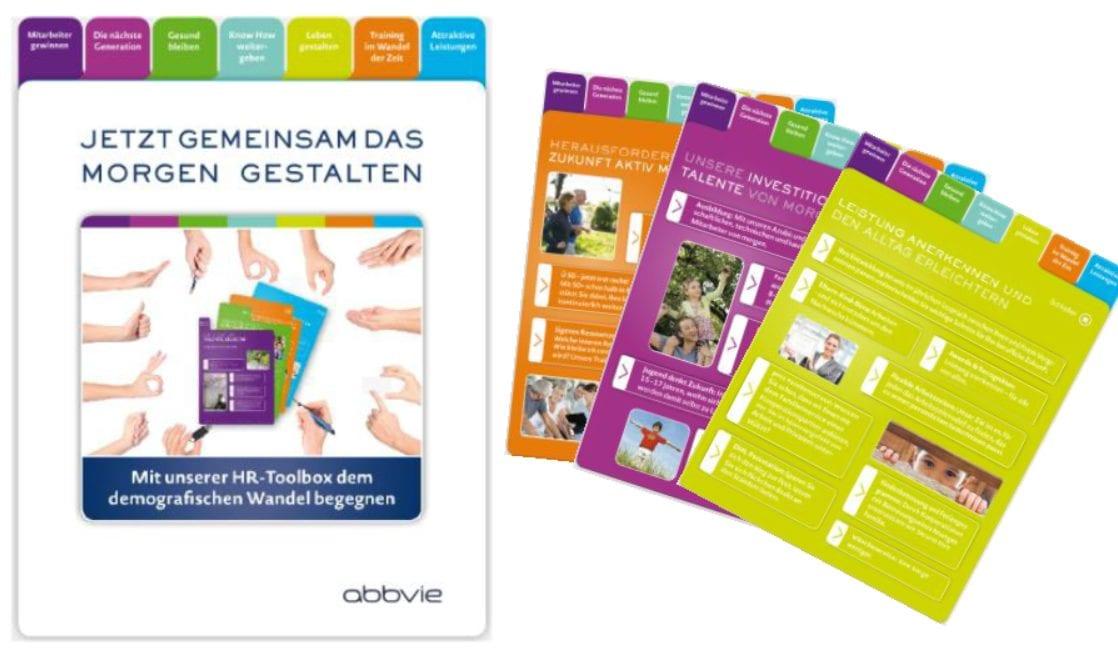 Die Demografie-Toolbox von AbbVie als Bestandteil der Employer Branding-Strategie