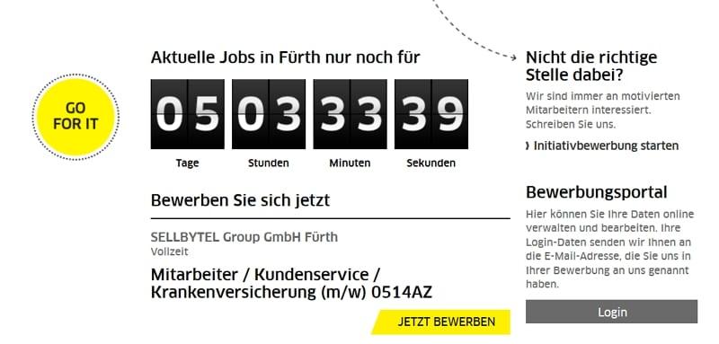 Aktuelle Jobs nur noch für 5 Tage?