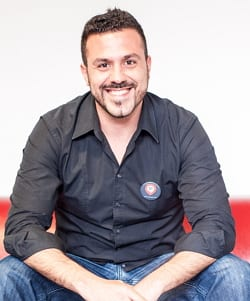 Eleftherios Hatziioannou - Gründer von smoope
