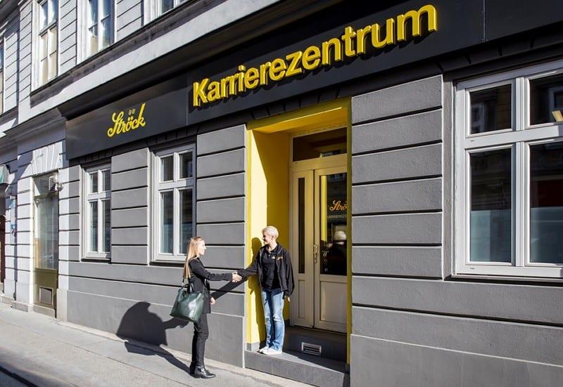 Willkommen im Ströck Karrierezentrum