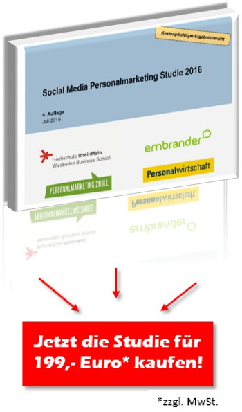 Social Media Personalmarketing Studie 2016 _Download
