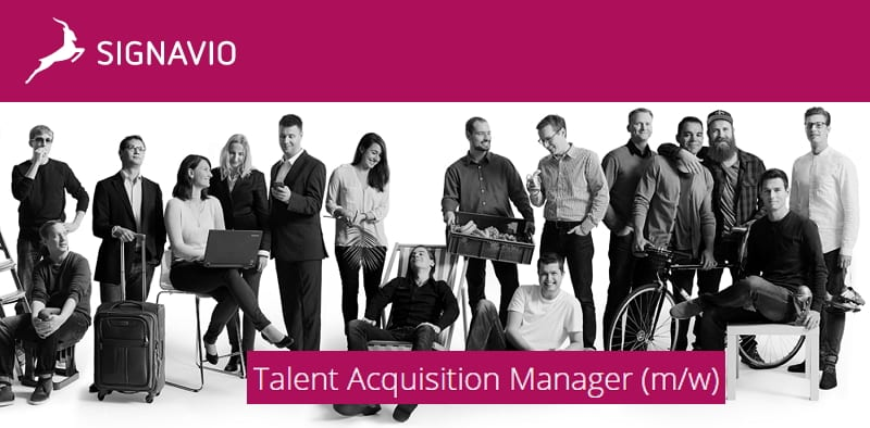 Stellenangebot Talent Acquisition Manager | Recruiter in Berlin
