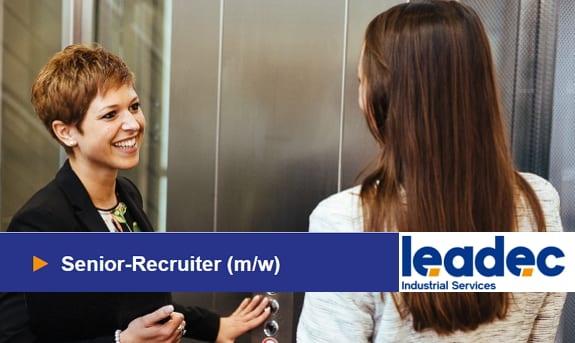 Stellenangebot: Leadec sucht Senior-Recruiter für Stuttgart