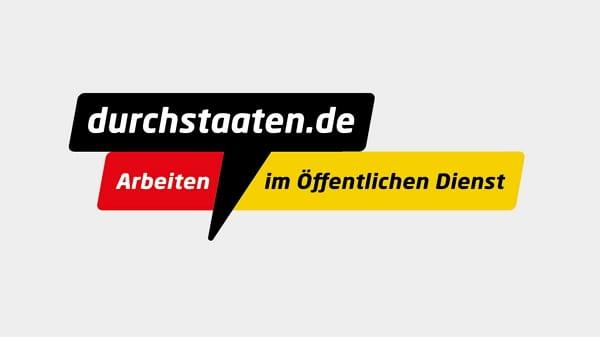 Logo durchstaaten.de - Quelle: Bundesregierung