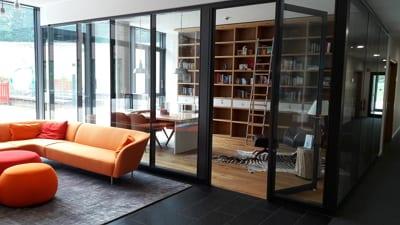 Die Mitarbeiterbibliothek bei Engelbert Strauss