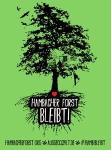Hambacher Forst bleibt