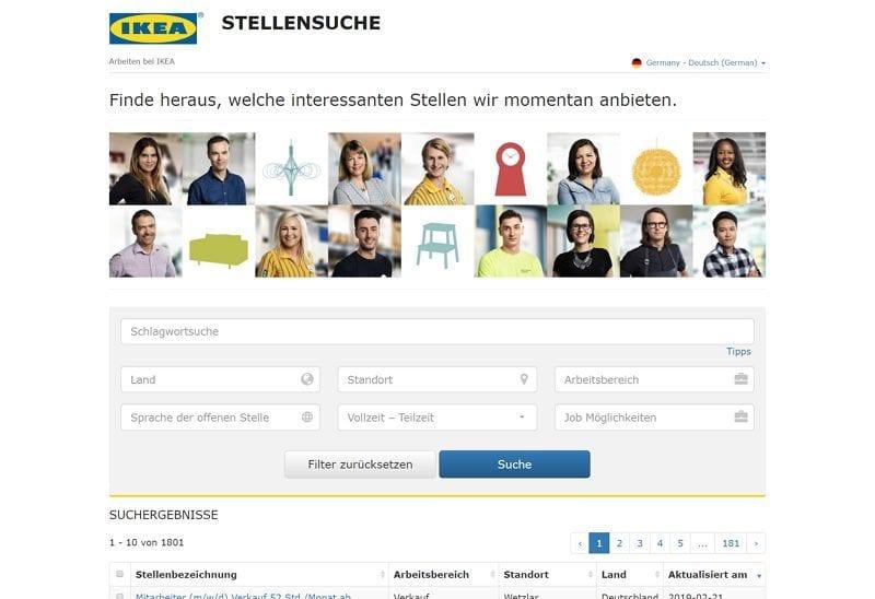 IKEA: Unmögliches Möbelhaus mit unmöglichem Bewerbungsprozess