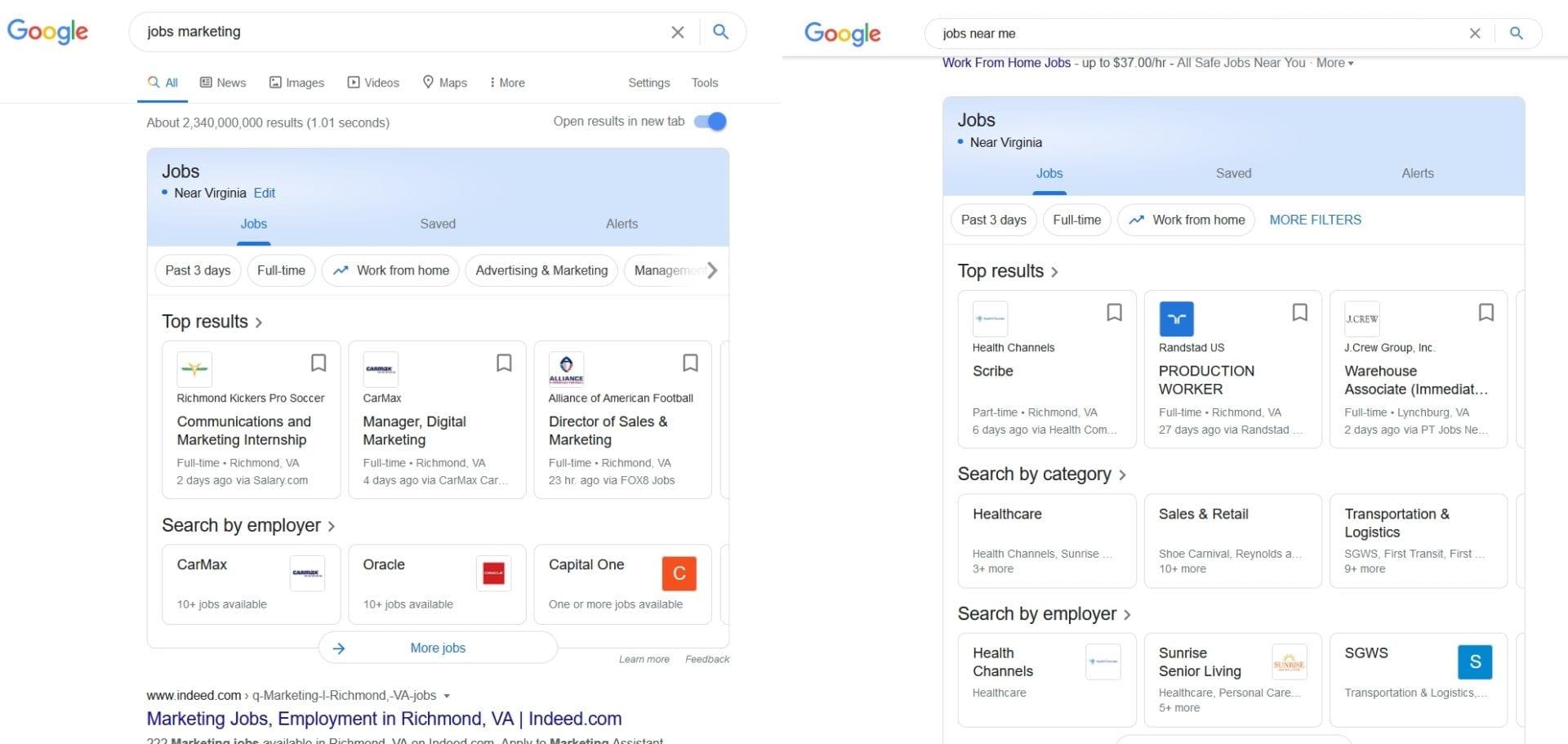 Google for Jobs: Alles, was Sie über Googles Jobsuche wissen müssen