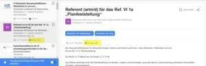 Gehaltsangabe bei Google for Jobs - wer will schon für 0 Euro arbeiten?