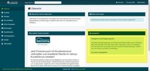 So einfach kann Personalmarketing sein! - netcup nutzt Admin-Oberfläche, um auf Jobs aufmerksam zu machen
