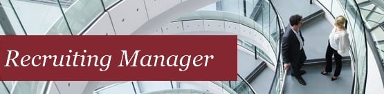 Stellenangebot Recruiting-Manager Hochschulmarketing