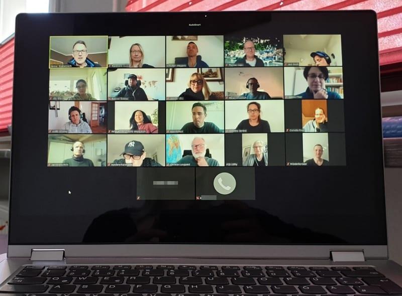 KeineHRalleinZuhaus - die virtuelle HR- und Recruiting-Community