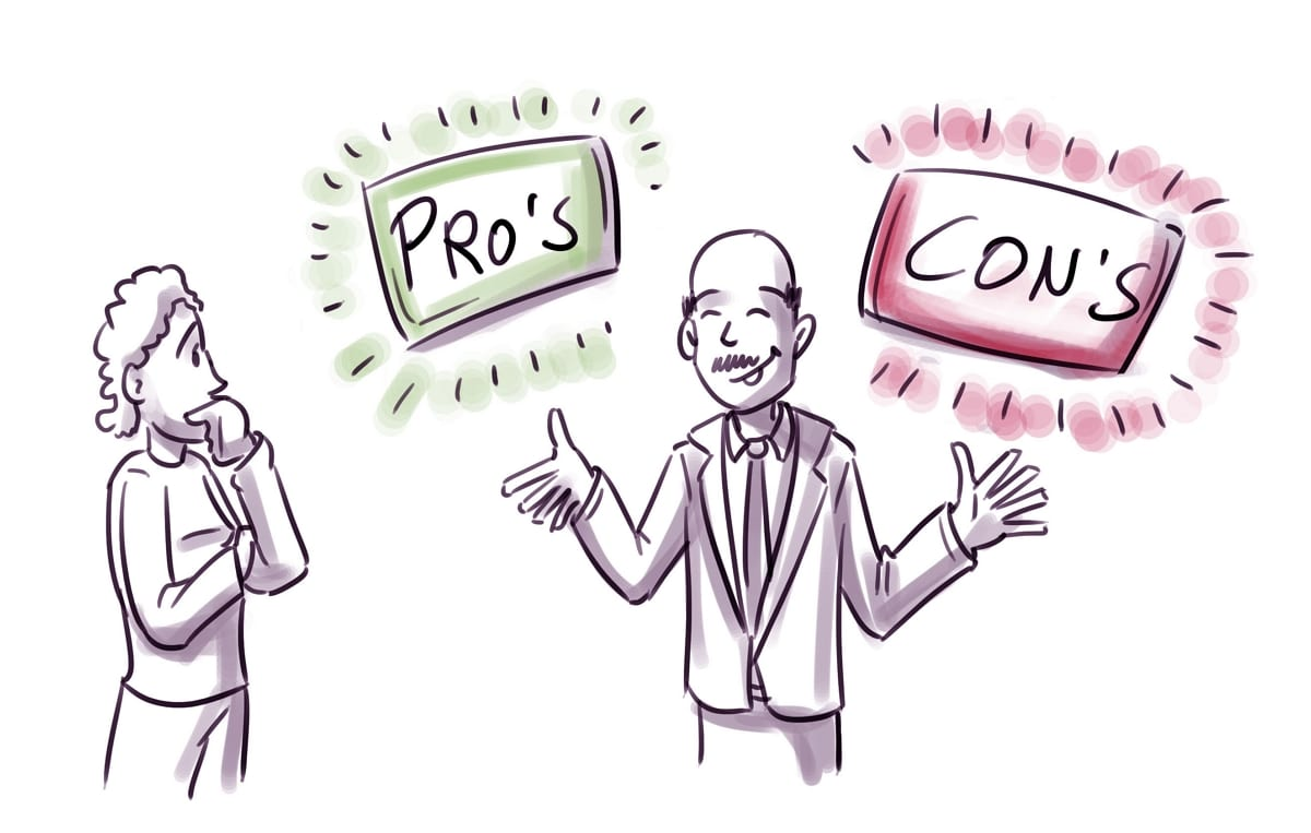 Pro & Contra Gehaltsangaben in Stellenanzeigen