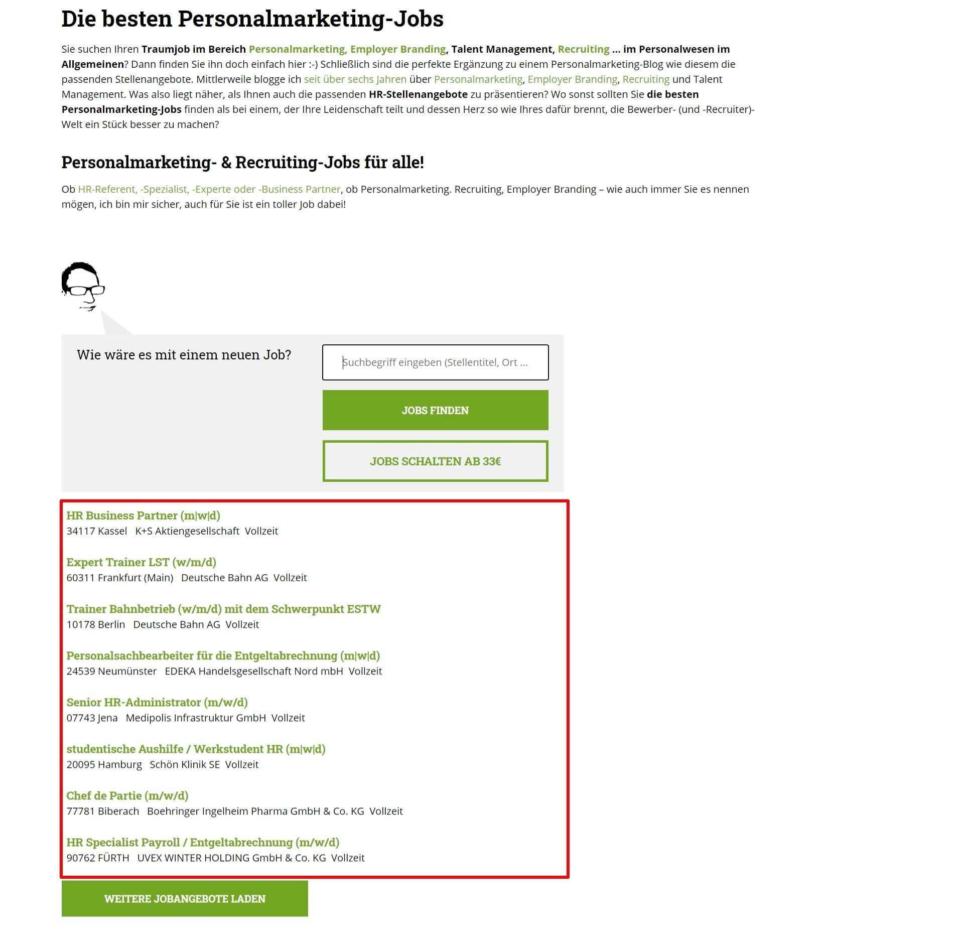 Ihre HR-_Personalmarketing-_Recruiting-Jobs auf personalmarketing2nulljobs