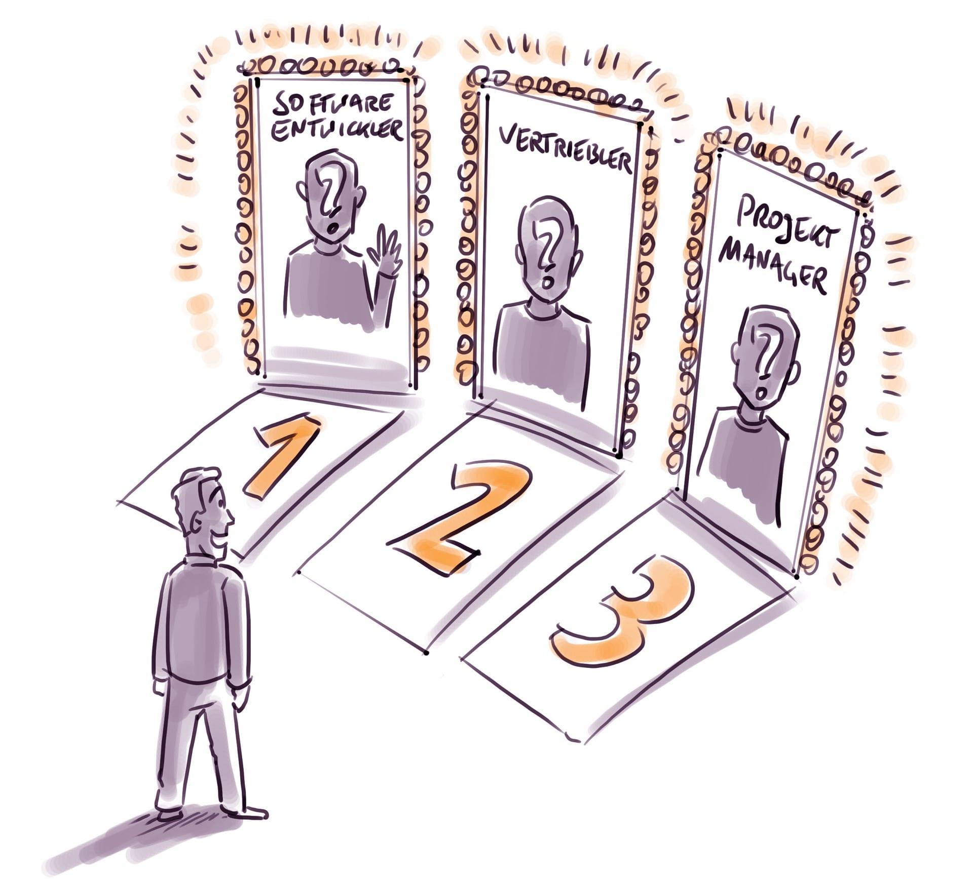 Zielgruppenansprache auf Karriereseiten mit Jobkategorien